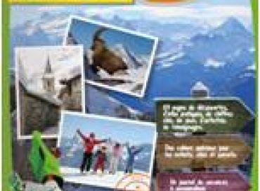 Carnet de vacances en famille dans les Alpes !