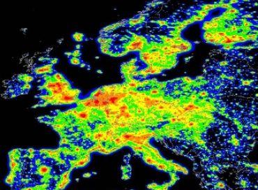 Halte à la pollution lumineuse