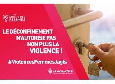 Monaco lutte contre les violences conjugales
