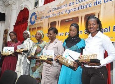 1er Concours d'Entrepreneuriat Numérique Féminin à Dakar