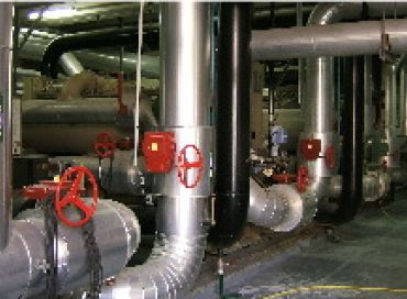 La centrale thermofrigorifique de Monaco