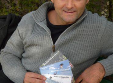 Christophe Gruault : Moscou Paris à la Rame
