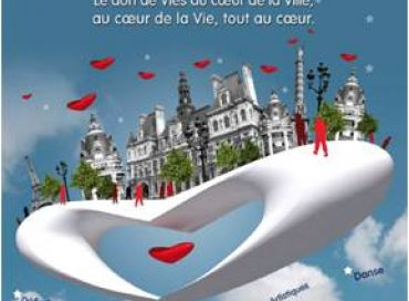 Coeur de Vies à Paris : le don au coeur de la ville