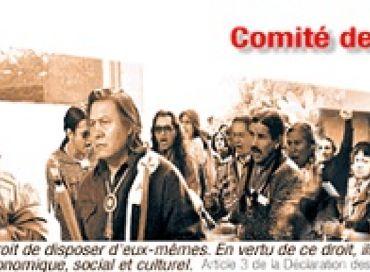 La défense des droits des peuples autochtones : les innus