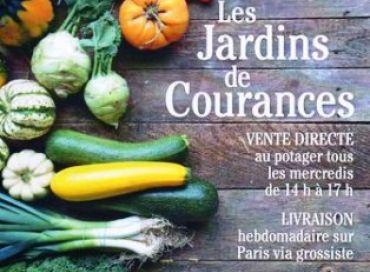 Le potager Bio des jardins de Courances