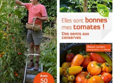 Elles sont bonnes mes tomates