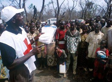 La Croix Rouge monégasque s'engage dans la lutte contre le virus Ebola