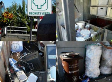 La déchetterie d'Obernai