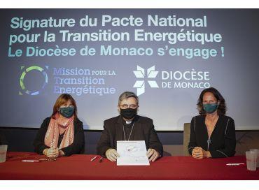 Se convertir à l'écologie intégrale avec le Diocèse de Monaco