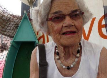 A 83 ans elle rentre à l'école