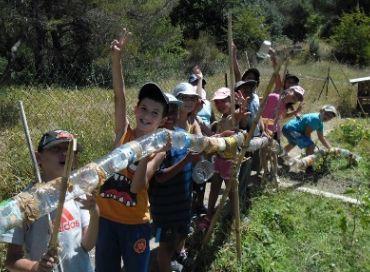 L'éducation à l'environnement dans les centres de loisirs
