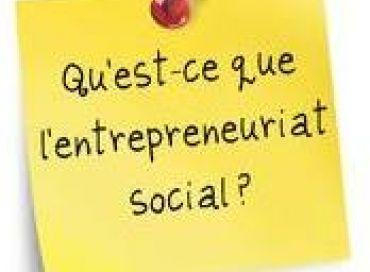 L'entrepreunariat social