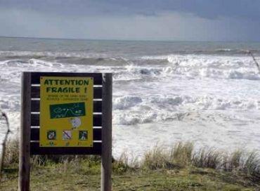 L'érosion des côtes est-elle inéluctable ?