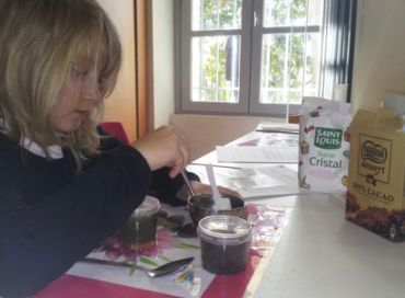 Un gommage 100% naturel au chocolat