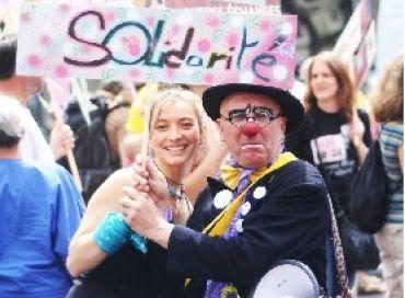 La fairpride 2014 c'est dimanche 18 mai à Paris