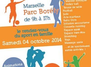 A Marseille aussi, c'est parti pour le Famillathlon !