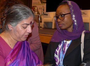 COP 21 : la place des femmes est encore marginale alors qu'elles sont les plus vulnérables
