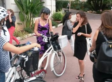 Chic à vélo