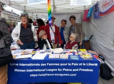 La Ligue Internationale des Femmes pour la Paix et la Liberté s'intéresse au climat