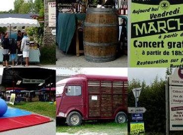La ferme des Landes : cidre bio et concerts gratuits