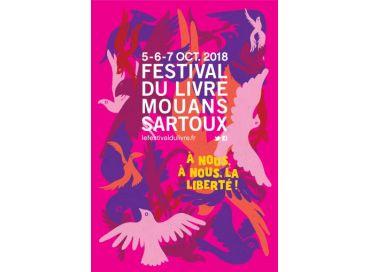A nous, à nous la liberté ! Avec le Festival du Livre de Mouans-Sartoux du 5 au 7 octobre