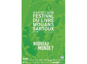 Nouveau Monde ? Il est à découvrir au Festival du Livre de Mouans-Sartoux les 2, 3 et 4 octobre