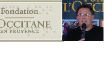 La fondation l'Occitane oeuvre pour les malvoyants