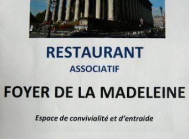 Le foyer de la Madeleine