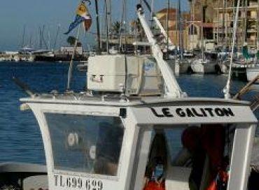 Achille Vitiello, pêcheur depuis 51 ans