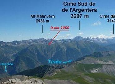 La Parc National du Mercantour : une géologie unique