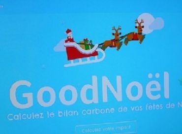 Good Noël : calculez le bilan carbone de vos fêtes de Noël