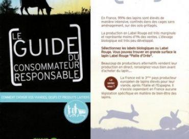 Le Guide CIWF pour une alimentation responsable