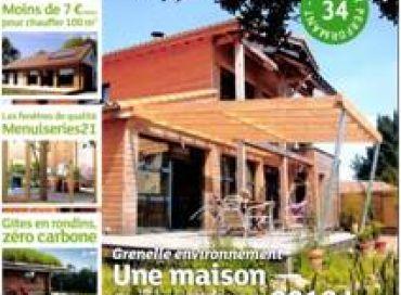 Habitat Naturel : BBC, poêle hydro et maisons performantes !
