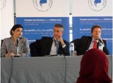 La Fondation des femmes pour la Méditerranée