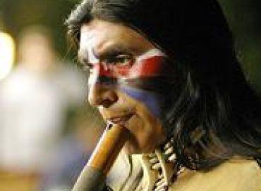 Les jeux olympiques Amérindiens