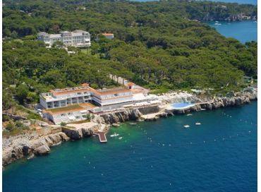L'hôtel du Cap Eden , l'hôtel le plus légendaire et le plus vert du monde