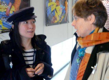 Gambalo Japan solidarité avec les pêcheurs japonais