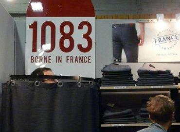 Un jean's écoconçu fabriqué à moins de 1083 kilomètres de chez vous