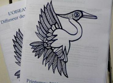 L'oiseau indigo