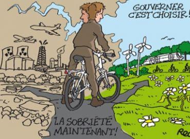 La sobriété énergétique selon d'ADEME