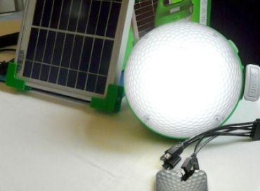 De la lumière pour les zones sans électricité