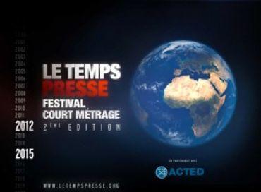 Festival Le temps presse