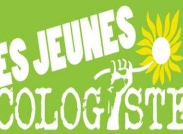 Les jeunes écologistes