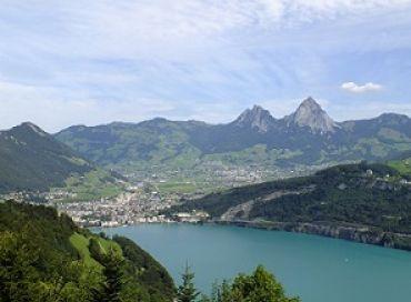 Luzern au fil de l'eau, entre lacs et montagne
