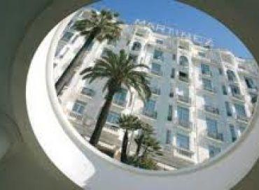 Le Green Globe de l'hôtel Martinez