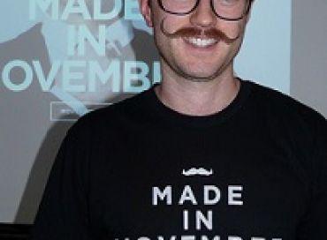 Movember : le mois de la moustache !