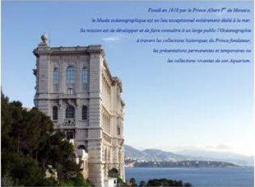 1910-2010 : le Musée Océanographique de Monaco a 100 ans !