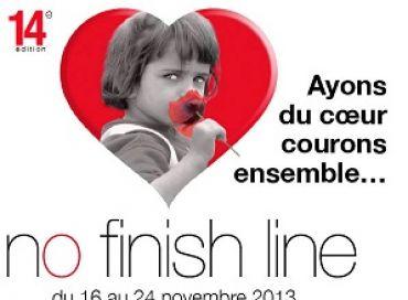 La 14ème édition de la No Finish Line à mi-parcours