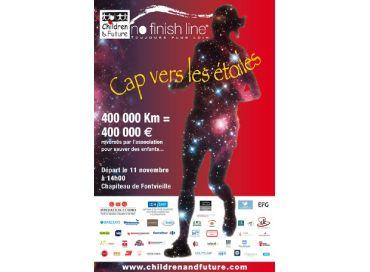 No Finish Line à Monaco : cap vers les étoiles