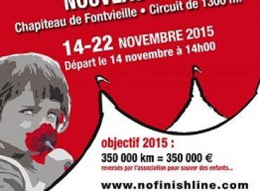 16ème No Finish Line du 14 au 22 novembre à Monaco